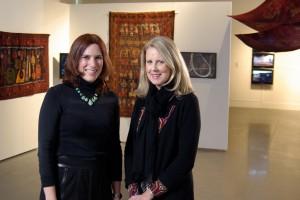 Deb Hutton & Emily Croll