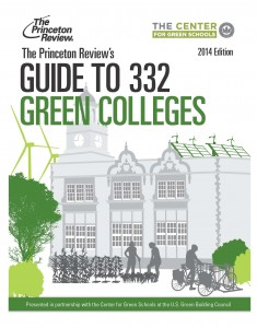 Green Guide 2014 Cover