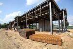 'Campus Town' development beginning to take shape