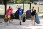 Move-In Day at TCNJ