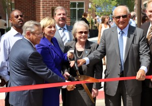 TCNJ Campus Town Grand Opening