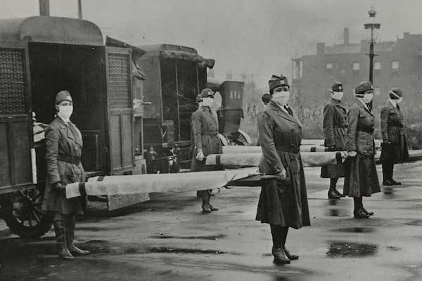 Dean Carole Kenner on how the 1918 Spanish flu pandemic changed the nursing profession — Philly.com