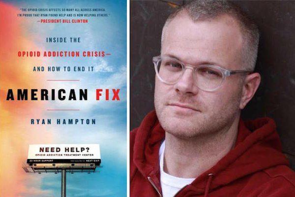 """American Fix"" author Ryan Hampton to visit TCNJ on Feb. 15"