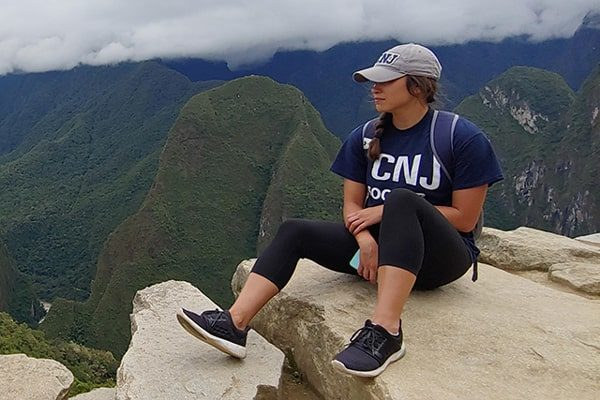 TCNJ students trot the globe in their down time