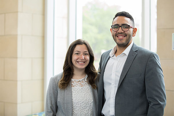 TCNJ students win National Science Foundation Graduate Research Fellowships