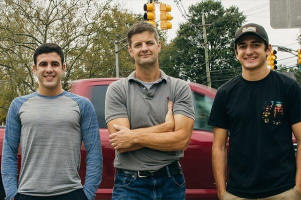 Civil engineering students and their professor apply big data to understand New Jersey's bumper-to-bumper lifestyle.