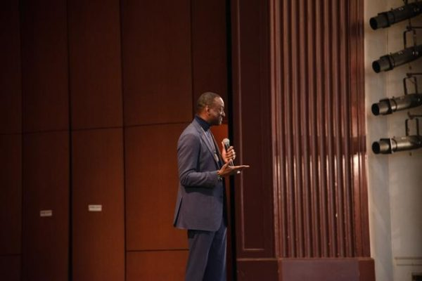 """Yusef Salaam of the """"Exonerated Five"""" speaks on his experiences and activism"""