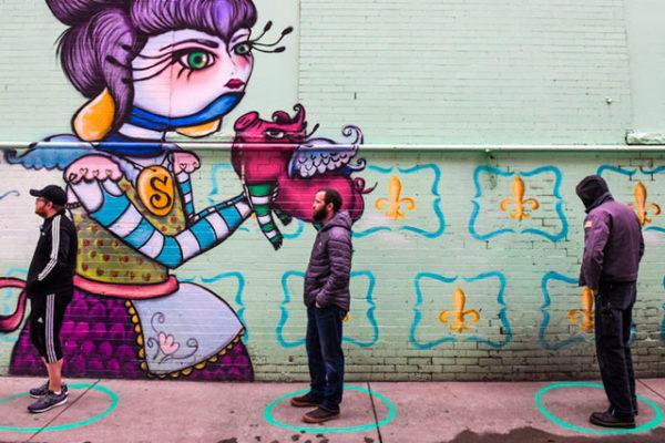 TCNJ anthropology professor George Leader shares why social distancing feels so strange — Sapiens.org