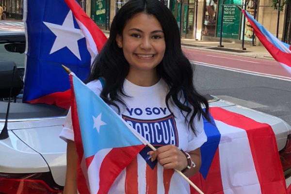 Jianna Nieves becomes two-time National Puerto Rican Day Parade scholarship recipient